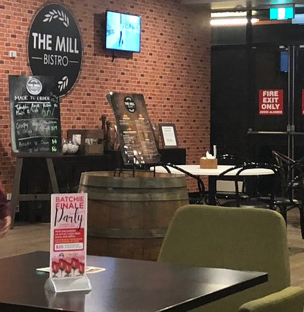 The Mill Bistro - Accommodation QLD