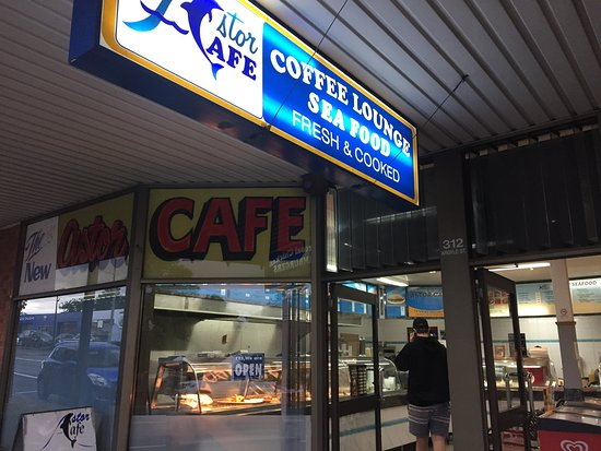 New Astor Cafe - Accommodation QLD