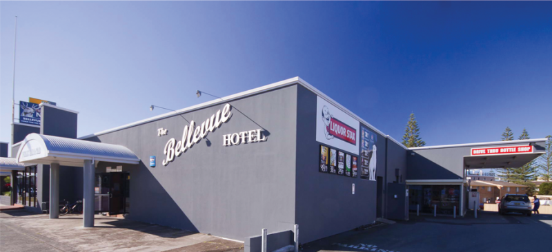 Bellevue Hotel - Accommodation QLD