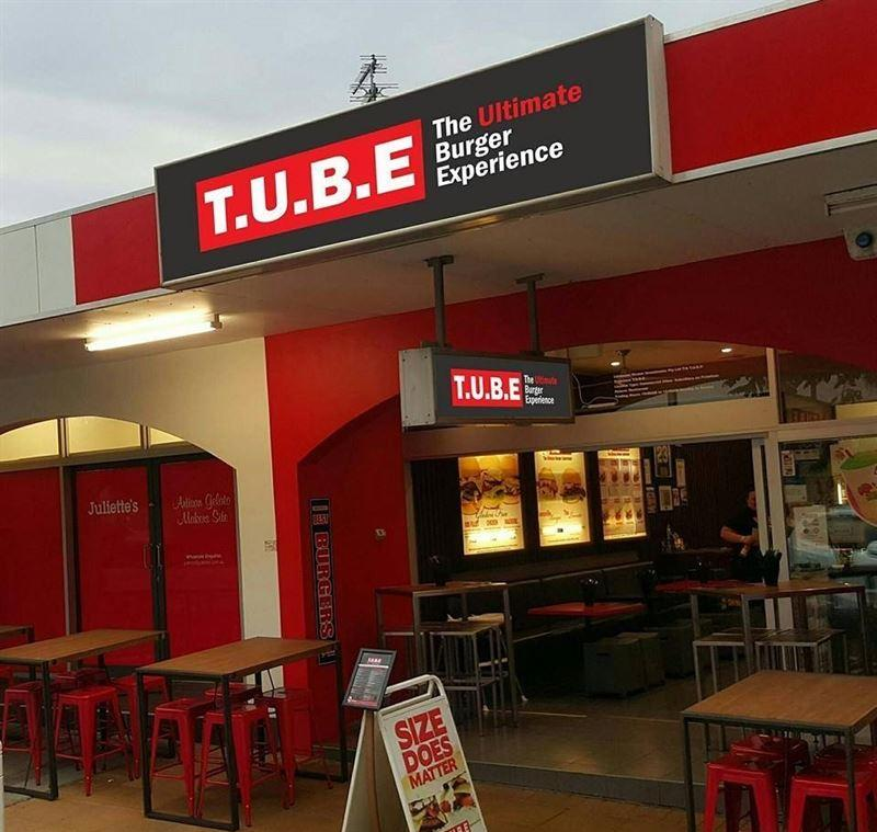 TUBE - The Ultimate Burger Experience