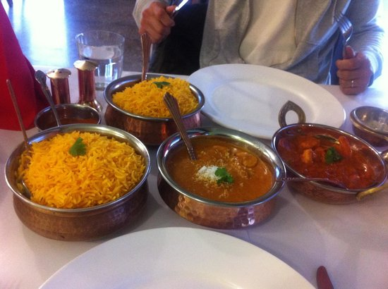 Indian Curry Devonport - Accommodation QLD