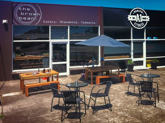 The Brown Bear Eatery - Accommodation QLD