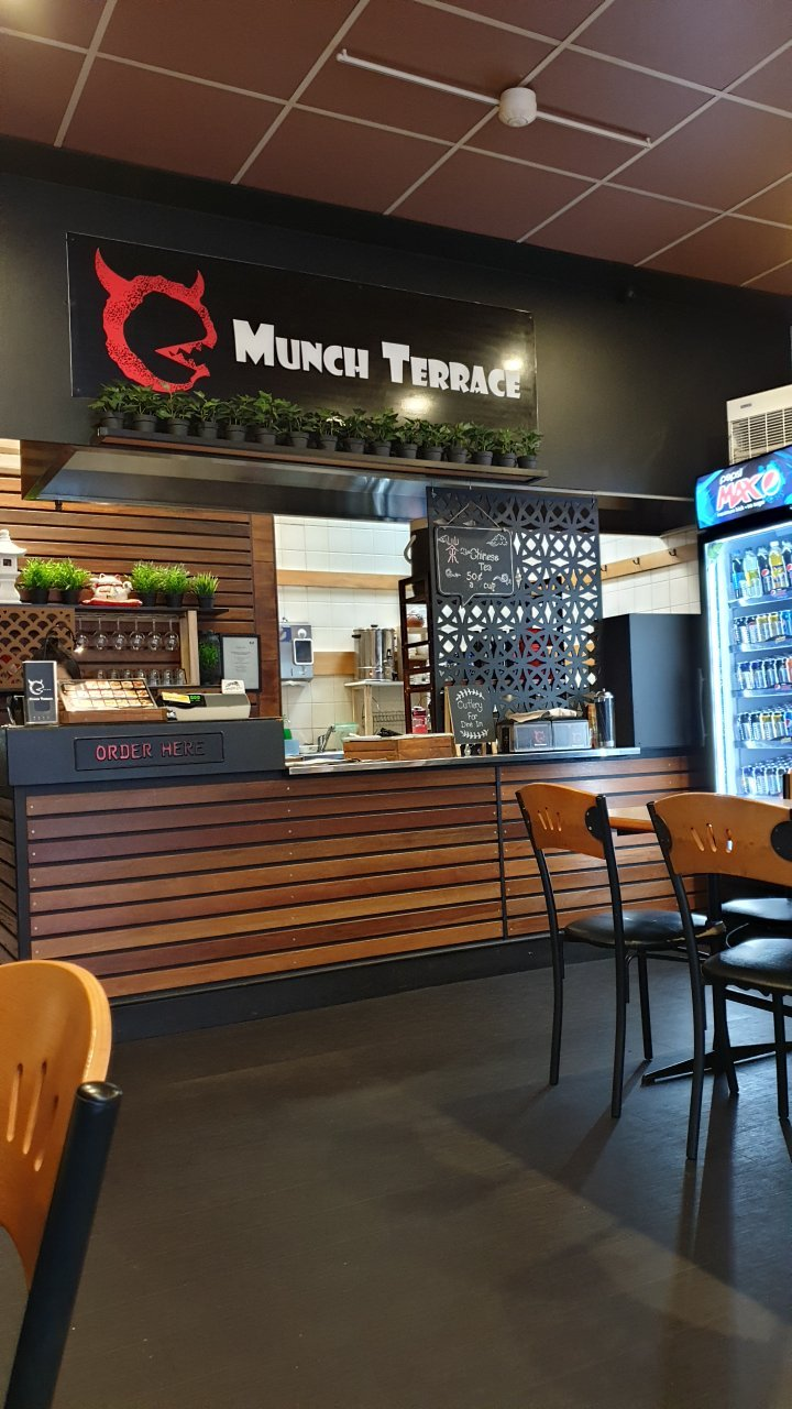 Munch Terrace - Accommodation QLD