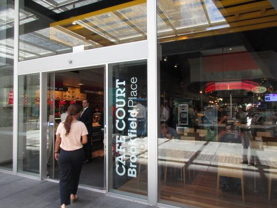 Brookfield Place Food Court - Accommodation QLD