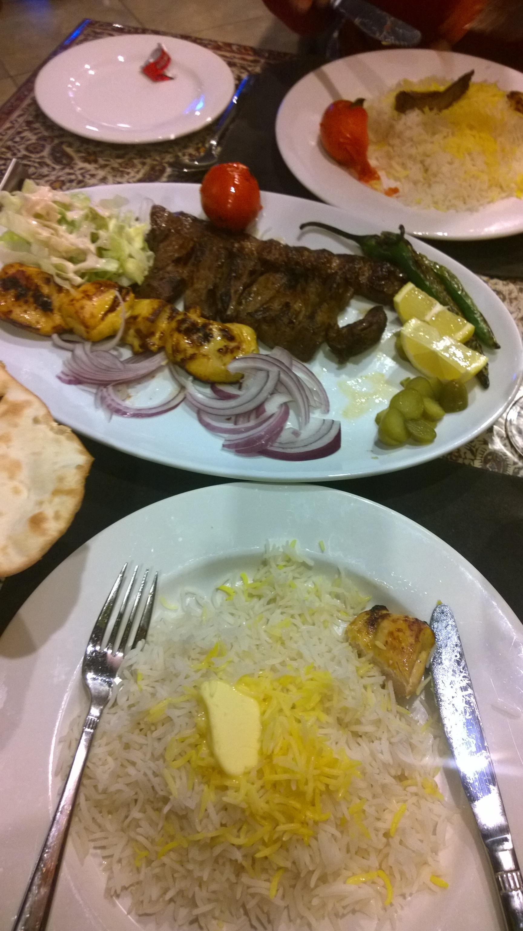 Saffron Fine Persian Cuisine - Accommodation QLD
