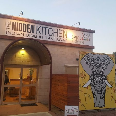 Spice Odysee - The Hidden Kitchen - Accommodation QLD