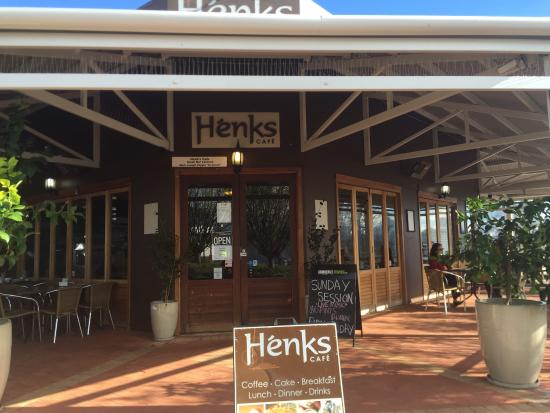 Henk's Cafe - Accommodation QLD