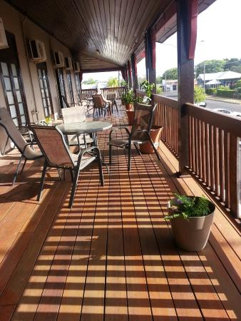 Commercial Hotel Clermont - Accommodation QLD