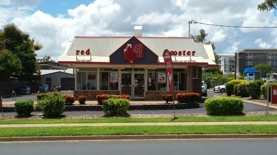 Red Rooster - Accommodation QLD