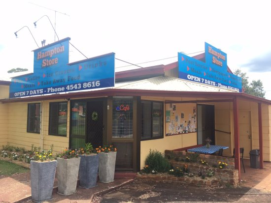 The Hampton Store - Accommodation QLD