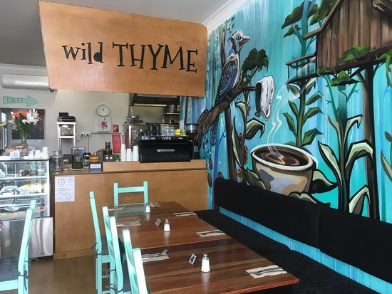Wild THYME Dining - Accommodation QLD