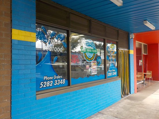 The Centreway Fish  Chip Shop - Accommodation QLD