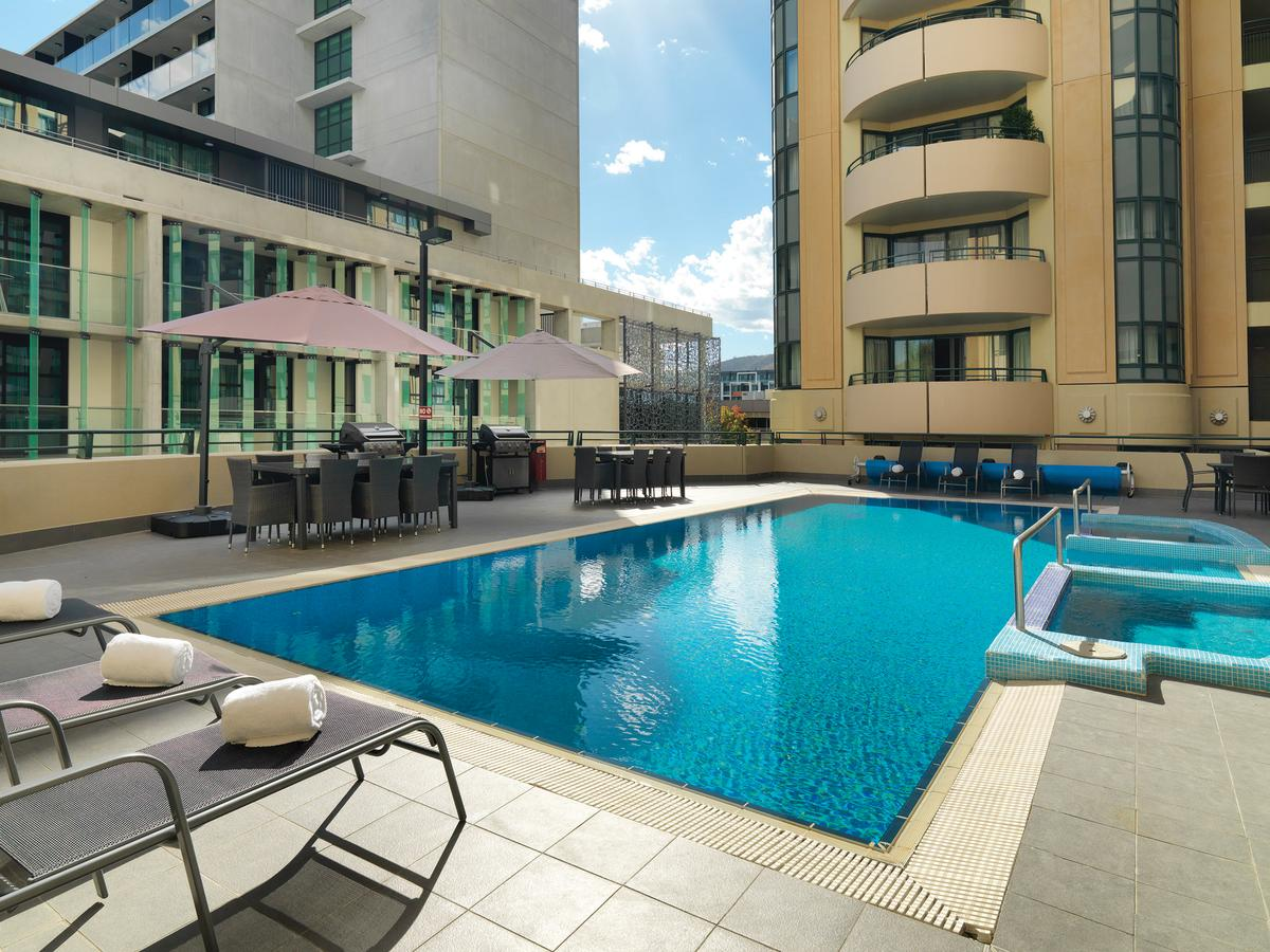 Adina Serviced Apartments Canberra James Court - Accommodation QLD
