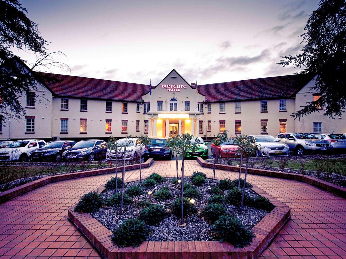 Mercure Canberra - Accommodation QLD