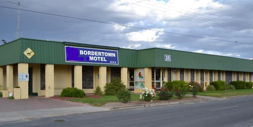 Bordertown Motel - Accommodation QLD
