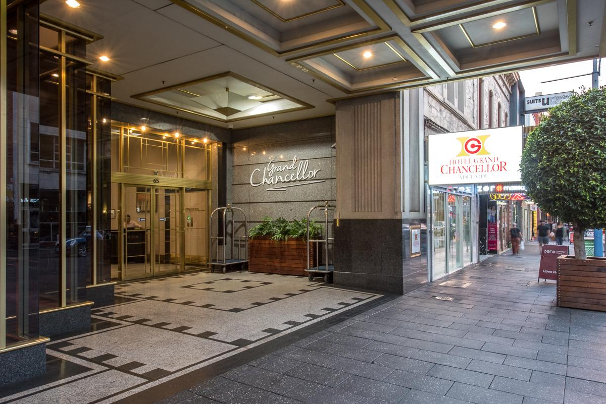 Hotel Grand Chancellor Adelaide - Accommodation QLD