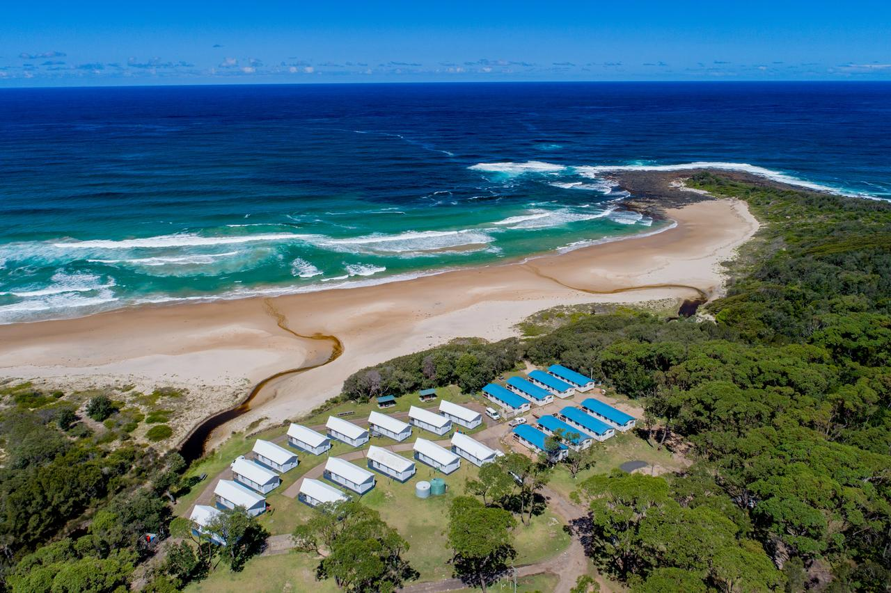Racecourse Beach Tourist Park - Accommodation QLD