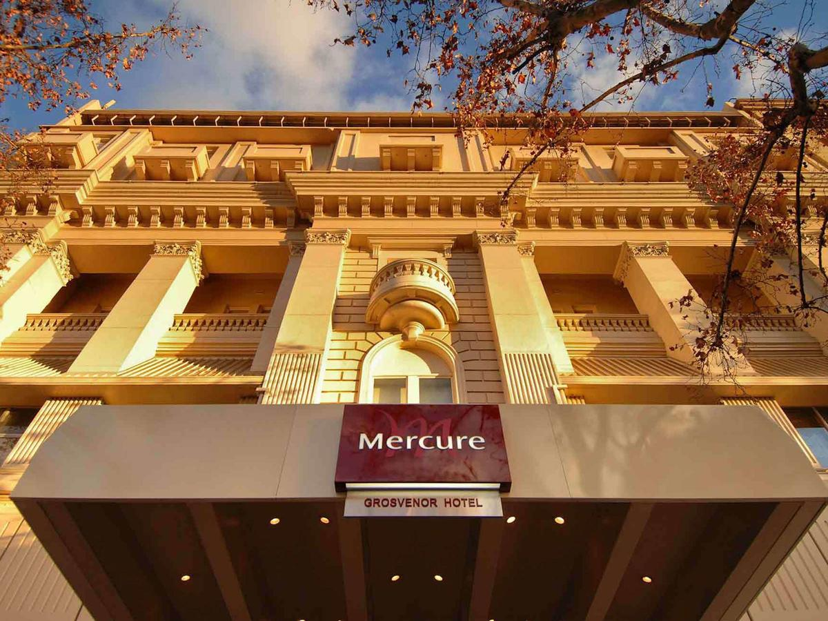 Mercure Grosvenor Hotel Adelaide - Accommodation QLD