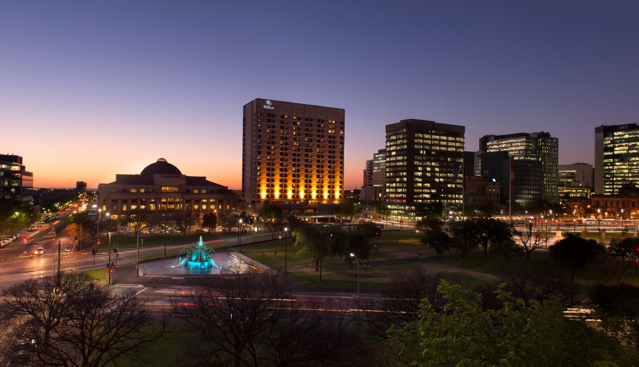 Hilton Adelaide - Accommodation QLD
