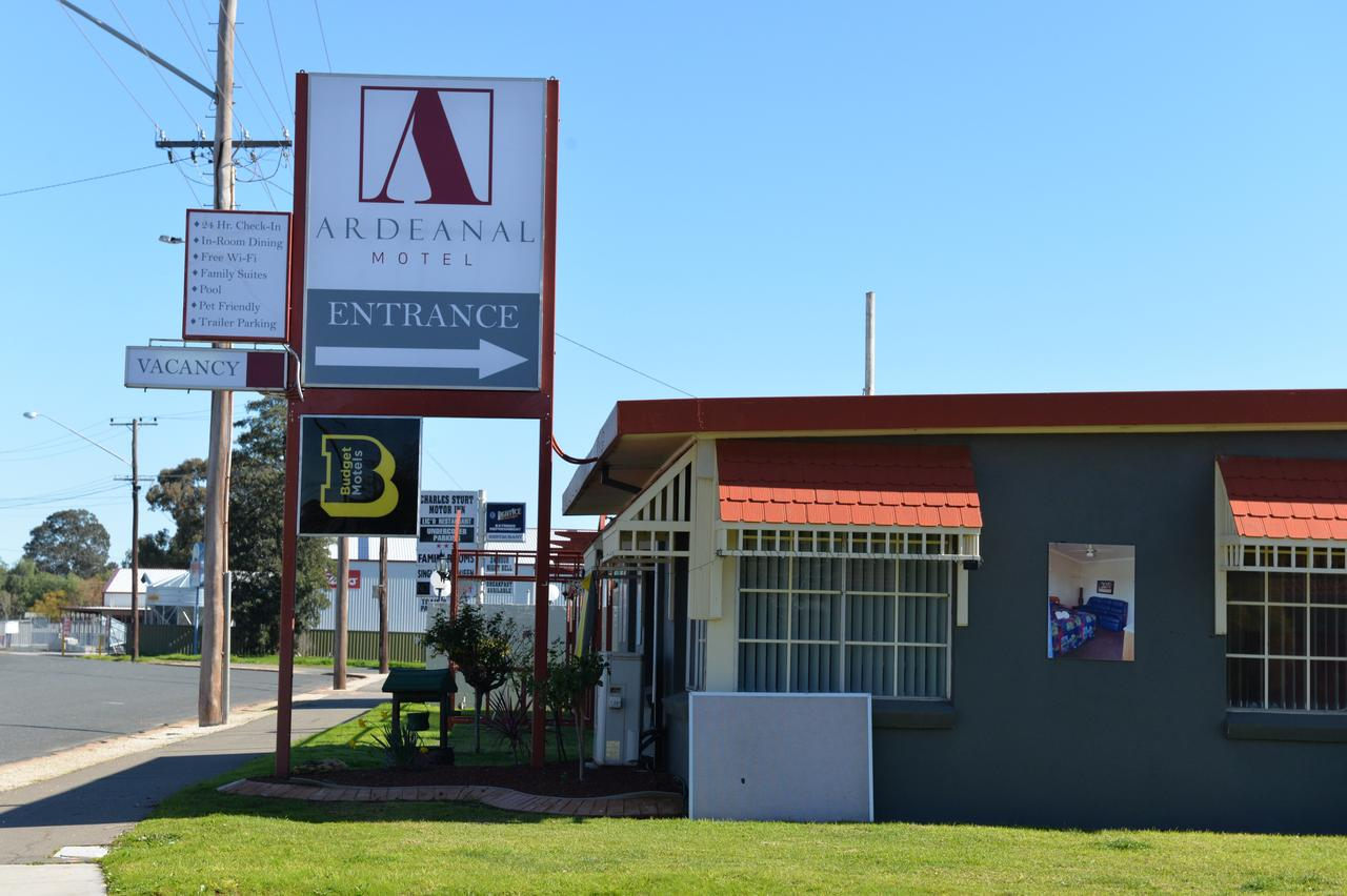 Ardeanal Motel - Accommodation QLD