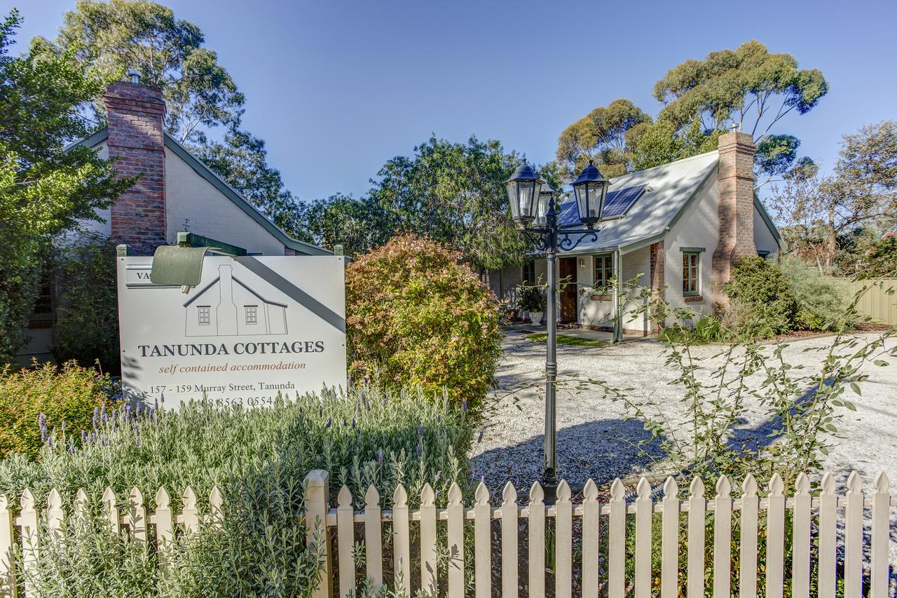 Tanunda Cottages - Accommodation QLD