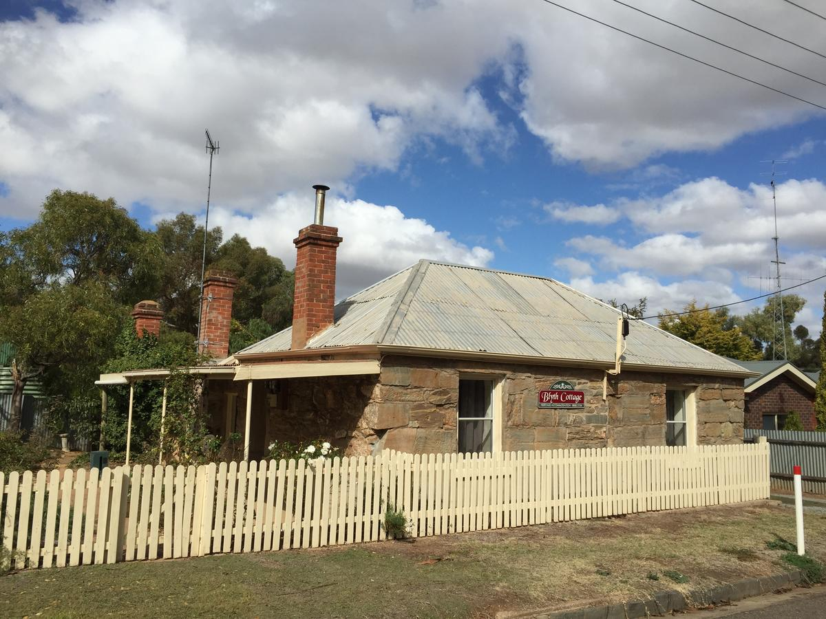 Blyth Cottage Burra - Accommodation QLD