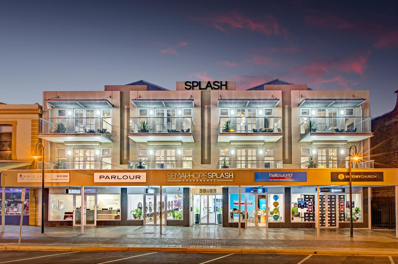 Semaphore Splash Apartments - Accommodation QLD