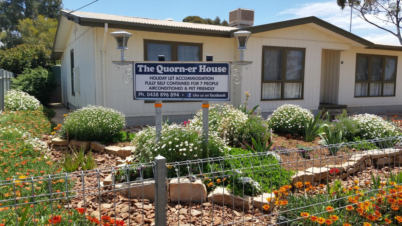 The Quorn-er House - Accommodation QLD