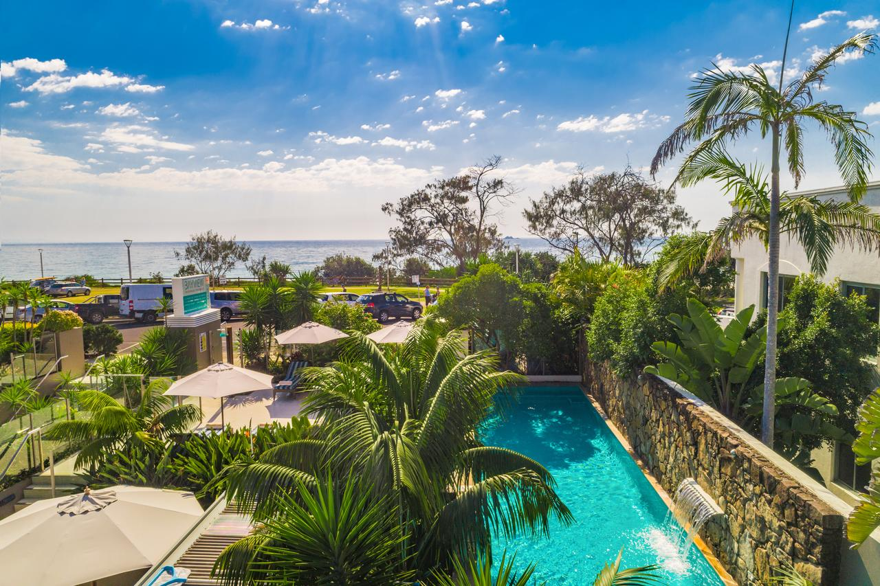 Bayview Beachfront Apartments - Accommodation QLD