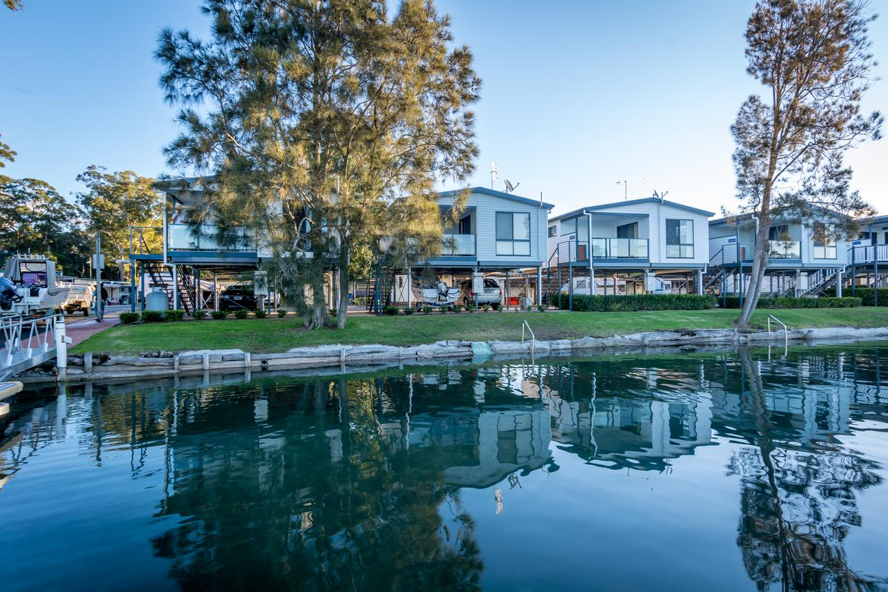 Jervis Bay Holiday Park - Accommodation QLD