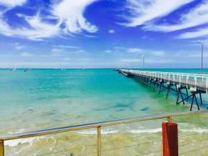 Railway Cottage in Beachport - Accommodation QLD