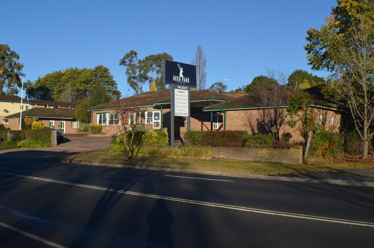 Deer Park Motor Inn - Accommodation QLD