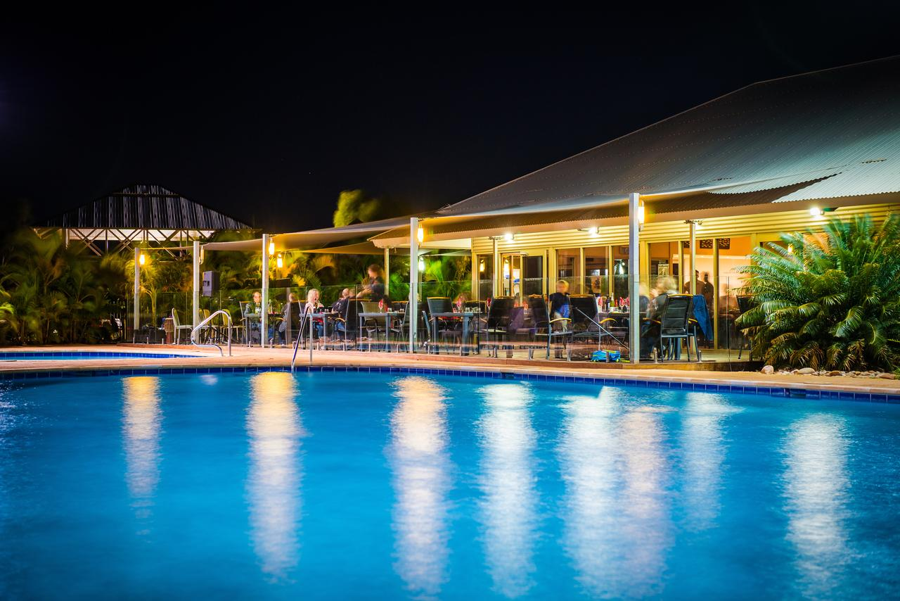 Exmouth Escape Resort - Accommodation QLD