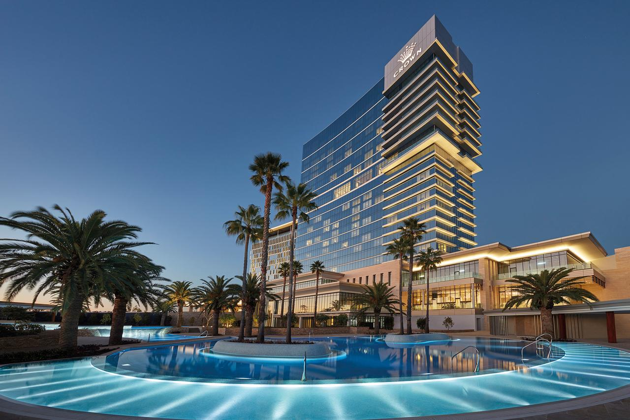 Crown Towers Perth - Accommodation QLD