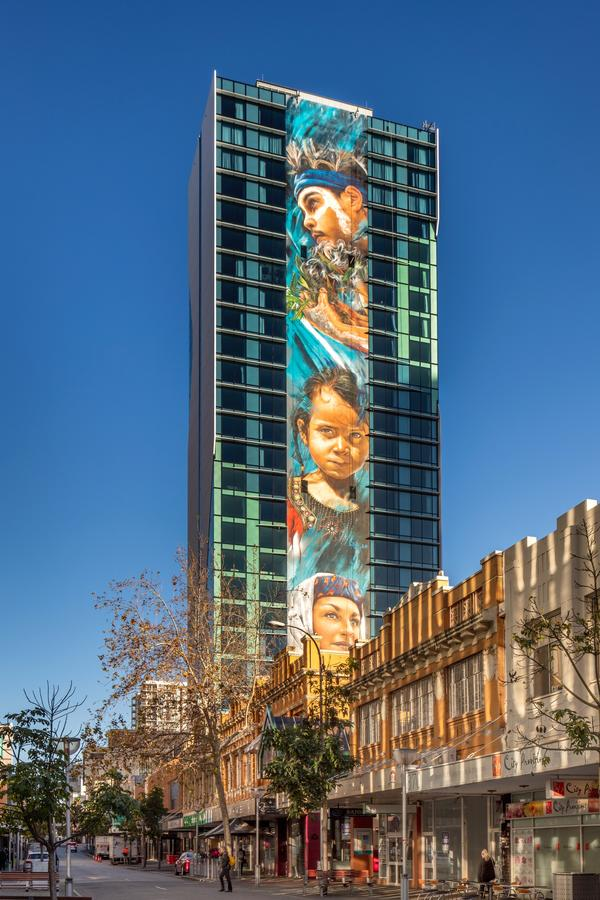 Art Series - The Adnate - Accommodation QLD