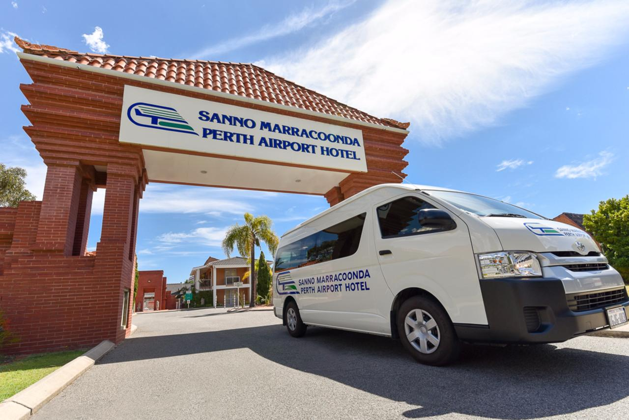 Sanno Marracoonda Perth Airport Hotel - Accommodation QLD