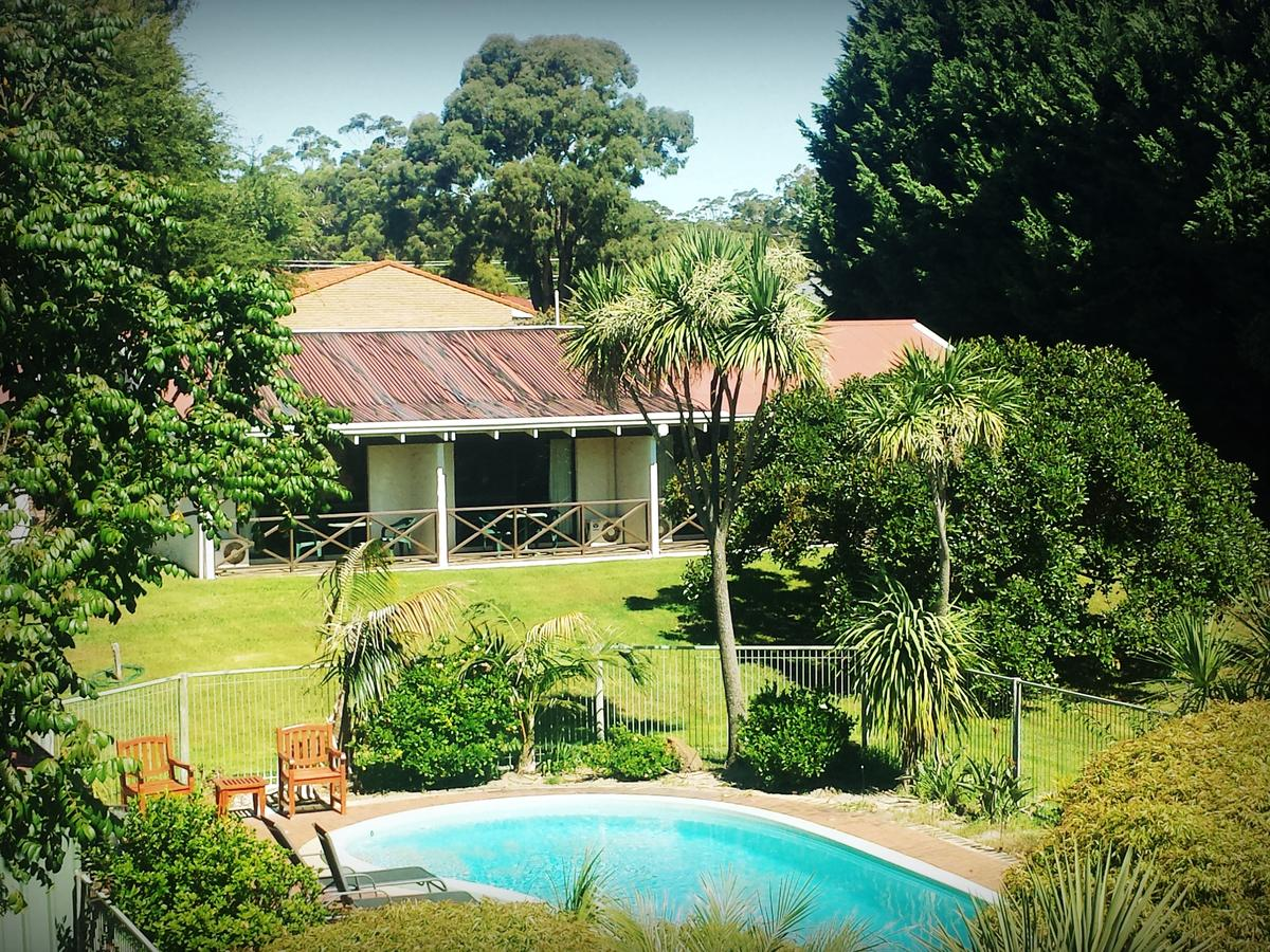 Karri Forest Motel - Accommodation QLD