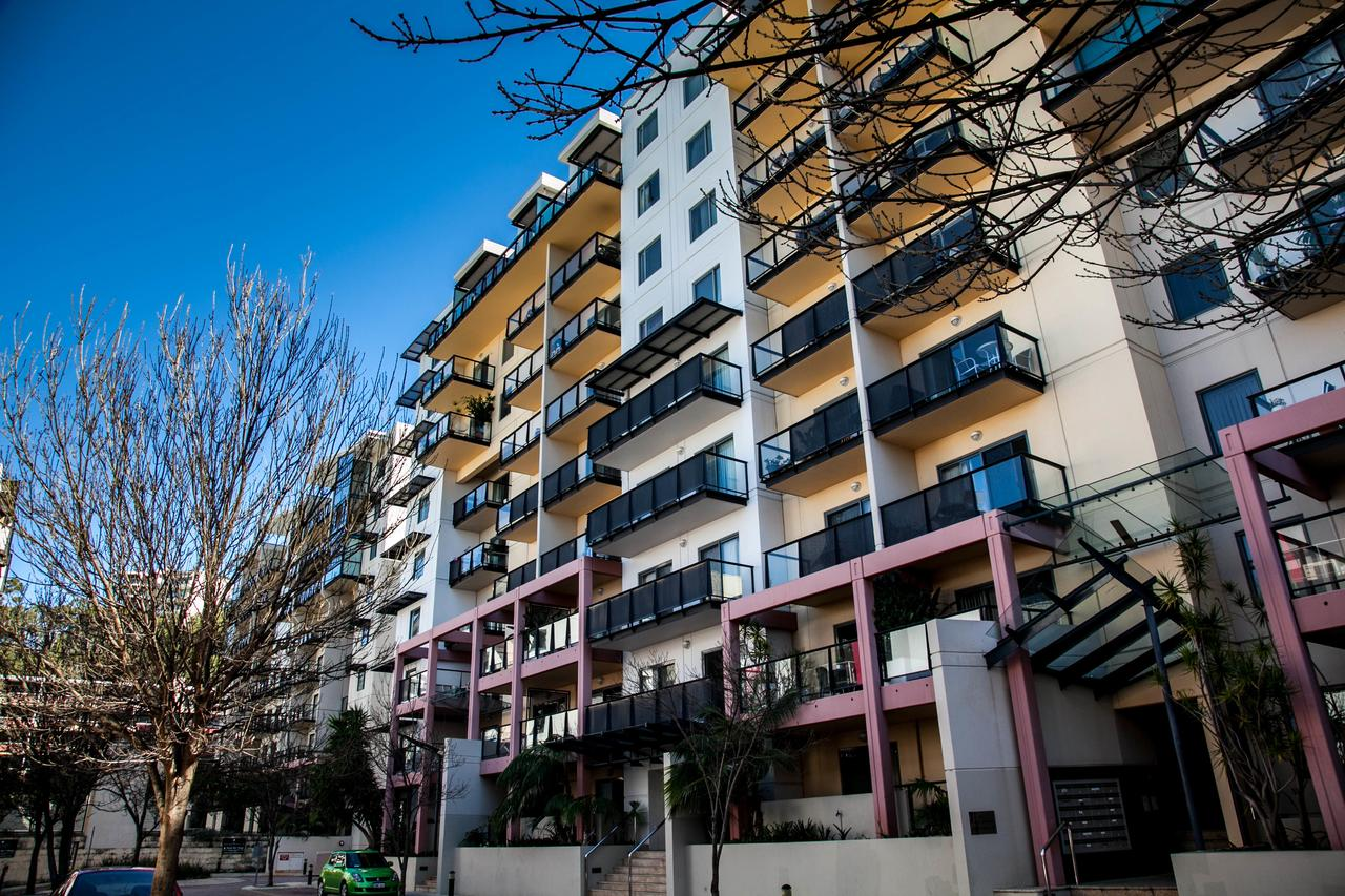 Apartments on Mounts Bay - Accommodation QLD