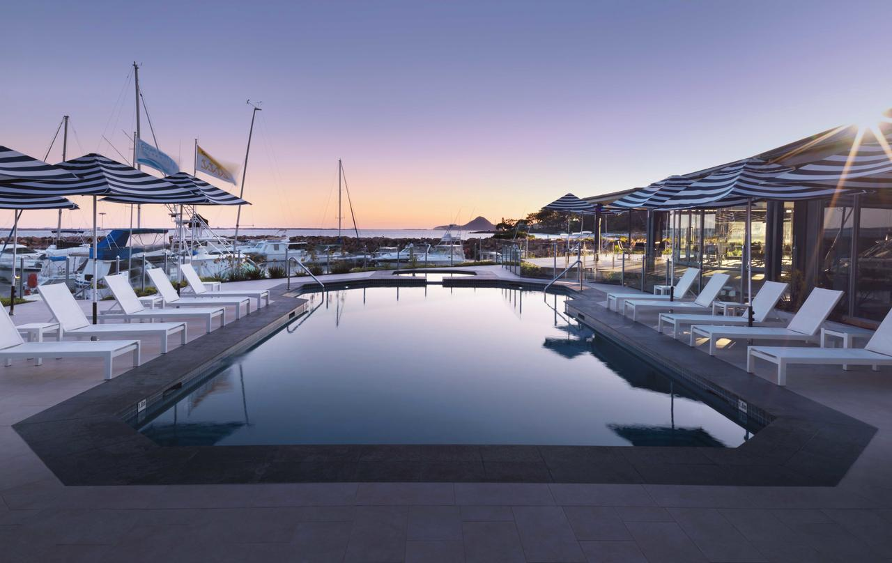 Anchorage Port Stephens - Accommodation QLD
