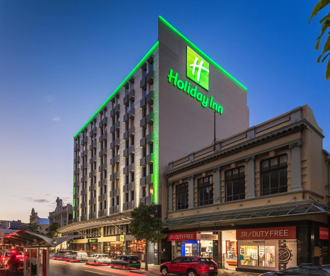 Holiday Inn Perth City Centre - Accommodation QLD