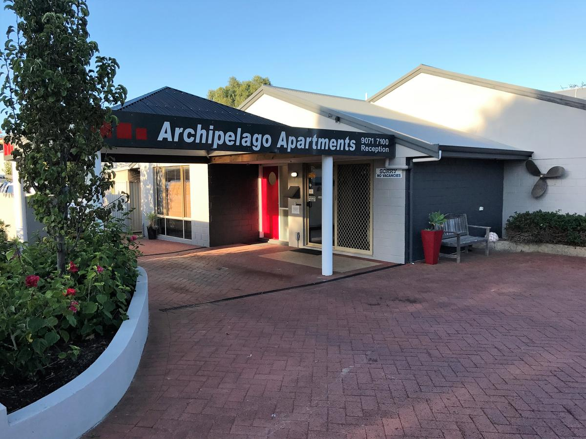 Archipelago Apartments - Accommodation QLD
