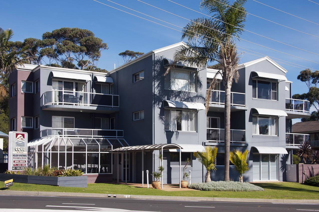 Mollymook Cove Apartments - Accommodation QLD