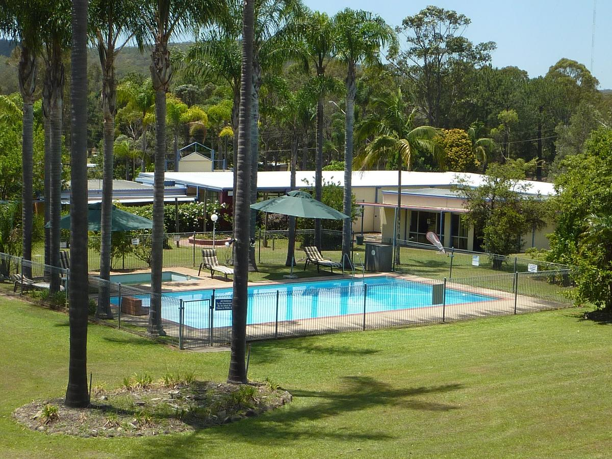 Kempsey Rose Motor Inn - Accommodation QLD