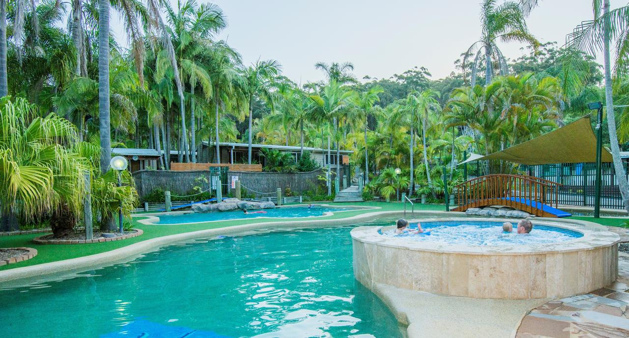 The Palms At Avoca - Accommodation QLD