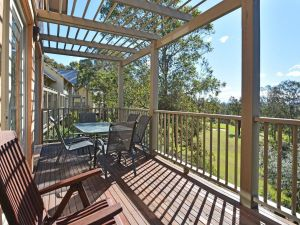 Villa Prosecco located within Cypress Lakes - Accommodation QLD