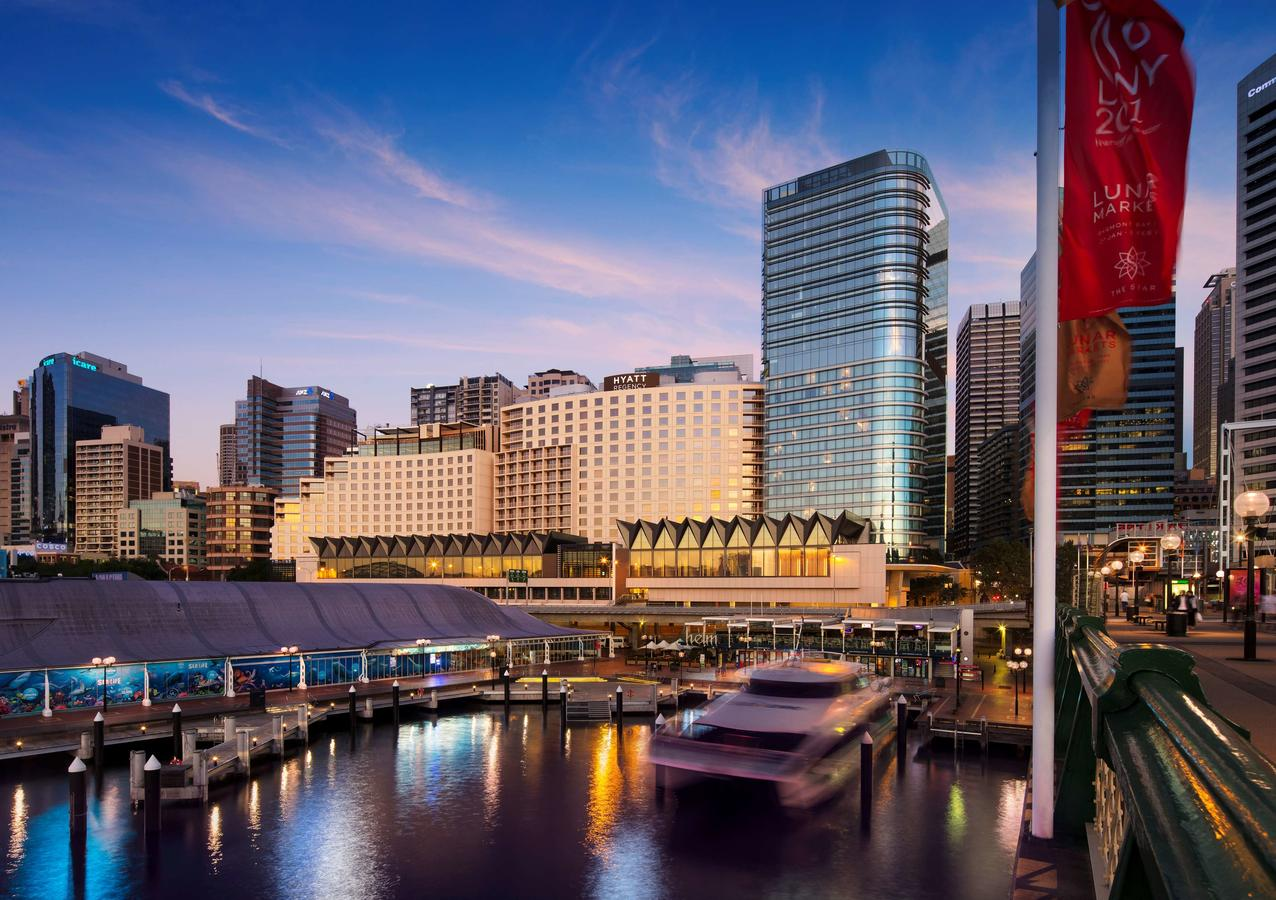 Hyatt Regency Sydney - Accommodation QLD