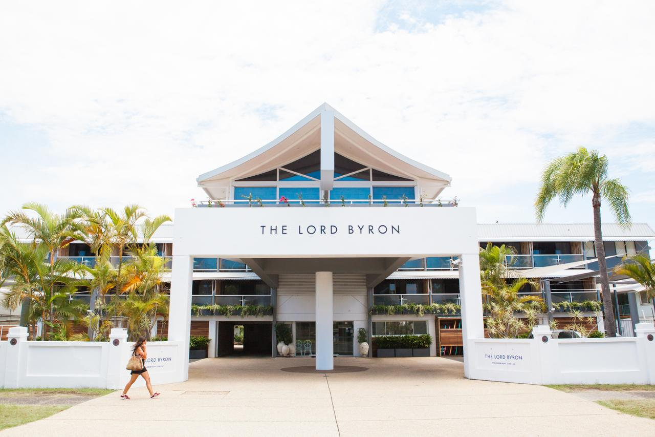 The Lord Byron - Accommodation QLD