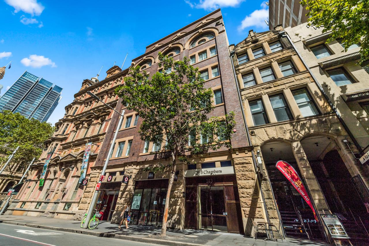 Sydney Hotel QVB - Accommodation QLD