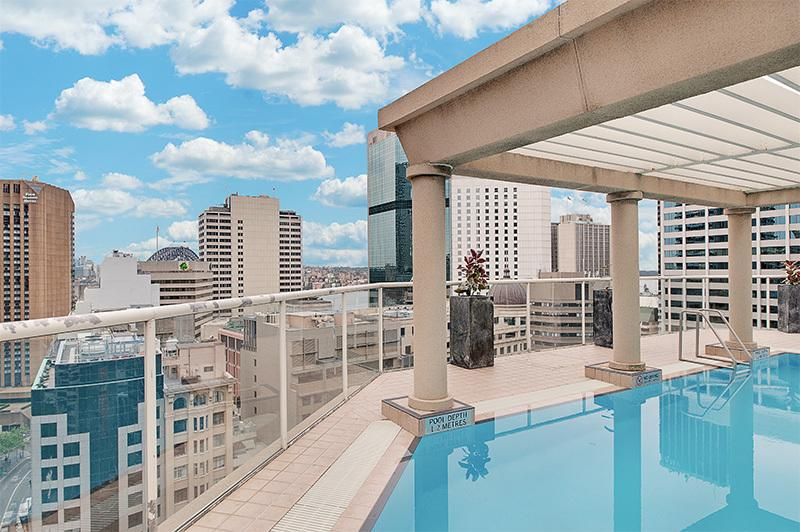 Wyndel Apartments Sydney CBD - Bond - Accommodation QLD