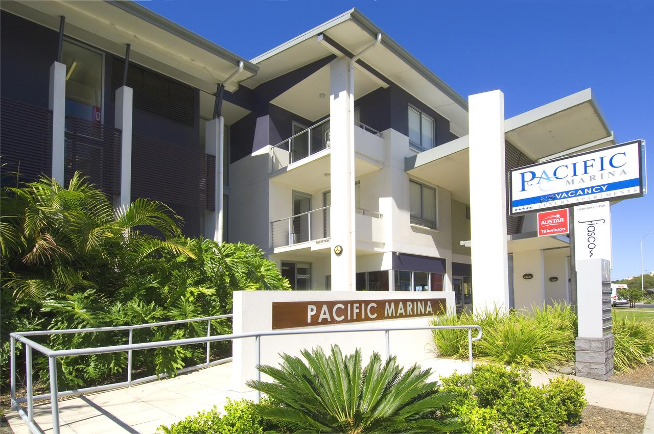 Pacific Marina Apartments - Accommodation QLD